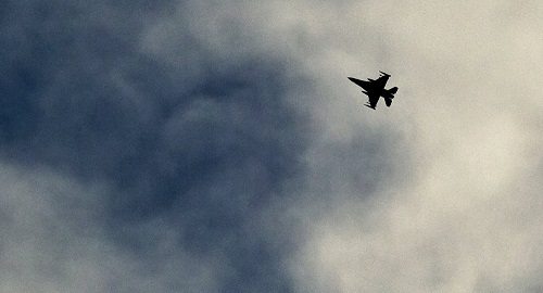 Chính phủ Syria cáo buộc liên quân Mỹ không kích cơ sở quân sự  - Ảnh 1