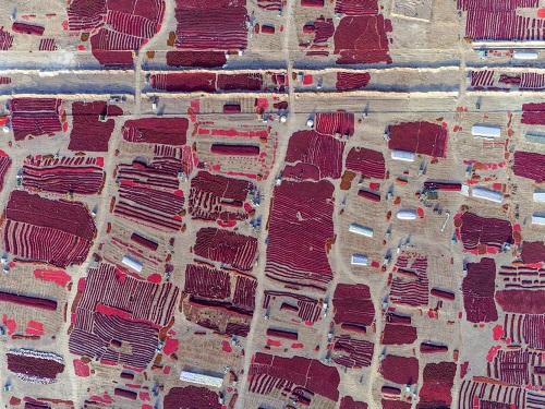 Cảnh quan hùng vĩ của Trung Quốc qua những bức ảnh tuyệt đẹp chụp từ trên cao - Ảnh 2