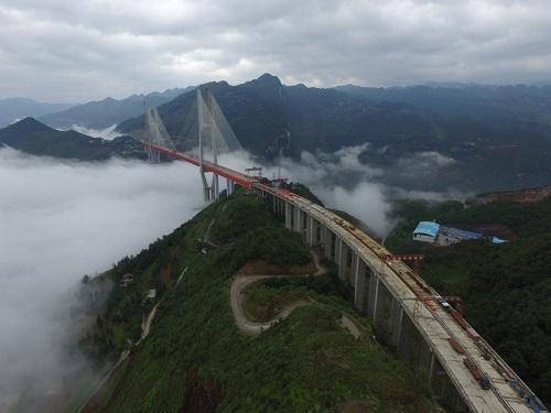 Cảnh quan hùng vĩ của Trung Quốc qua những bức ảnh tuyệt đẹp chụp từ trên cao - Ảnh 13
