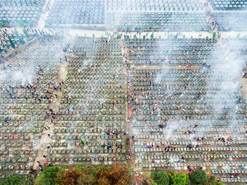 Cảnh quan hùng vĩ của Trung Quốc qua những bức ảnh tuyệt đẹp chụp từ trên cao - Ảnh 5
