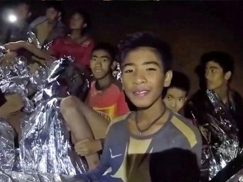 """Các cầu thủ nhí Thái Lan có thể mắc """"bệnh hang động"""" hiếm gặp - Ảnh 1"""