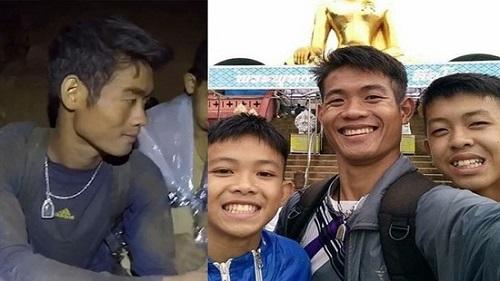 Huấn luyện viên đội bóng nhí Thái Lan vẫn chưa được giải cứu - Ảnh 1