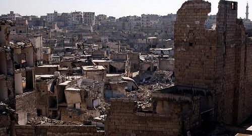 Israel không kích dữ dội vào 'tử huyệt' của Syria  - Ảnh 1