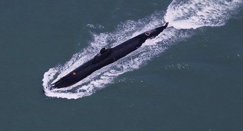 Trung Quốc lên kế hoạch triển khai tàu ngầm robot vào năm 2020 - Ảnh 1