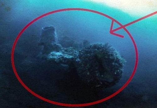 Thợ săn UFO tuyên bố tìm thấy tàu vũ trụ của người ngoài hành tinh ở dưới Tam giác quỷ Bermuda - Ảnh 1