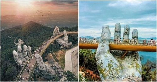 Ấn Độ xây những công trình biểu tượng như Cầu Vàng khổng lồ ở Việt Nam - Ảnh 1