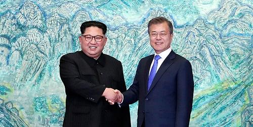 Tổng thống Hàn Quốc Moon Jae-in sắp sang Bình Nhưỡng dự hội nghị liên Triều? - Ảnh 1