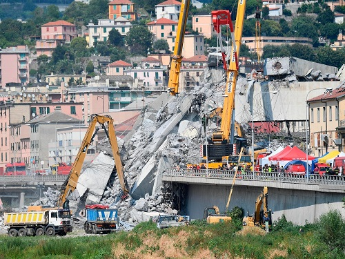 Hơn 800 cây cầu ở Pháp có nguy cơ sụp đổ  - Ảnh 1