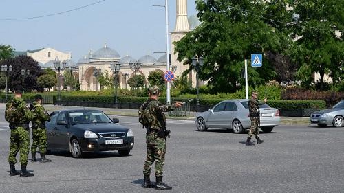 """""""IS 11 tuổi"""" tấn công khủng bố ở Chechnya - Ảnh 1"""
