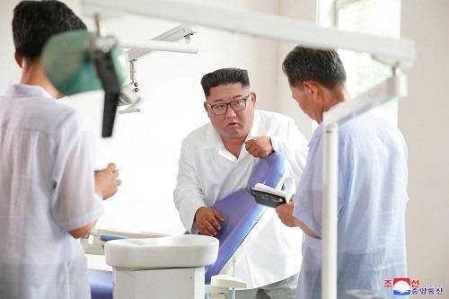 Ông Kim Jong-un chỉ trích ngành y tế của Triều Tiên  - Ảnh 1