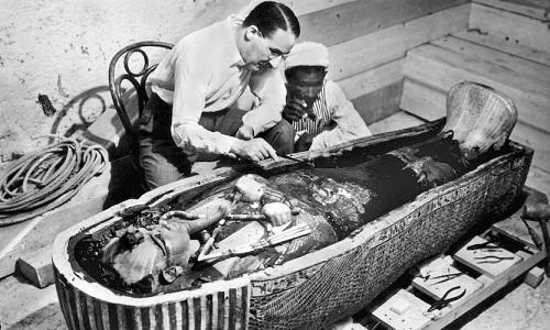 Bí ẩn kim tự tháp Ai Cập và lời nguyền xác ướp đáng sợ nhất thế giới - Ảnh 2