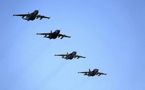 Nga tuyên bố tiêu diệt hơn 86.000 chiến binh trong cuộc chiến chống khủng bố ở Syria - Ảnh 1