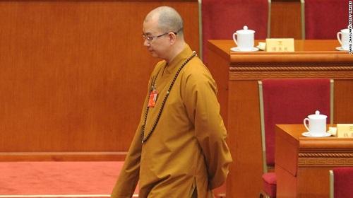 Sư trụ trì Trung Quốc bị điều tra hình sự vì cáo buộc lạm dụng tình dục ni cô - Ảnh 1