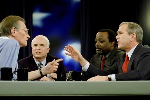 Nhìn lại 8 dấu ấn quan trọng trong cuộc đời ông John McCain - Ảnh 3