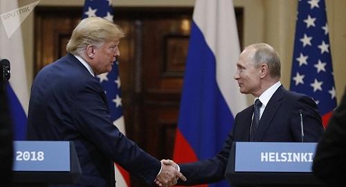 Hé lộ nội dung họp bàn trong hội nghị thượng đỉnh giữa ông Trump và ông Putin - Ảnh 1