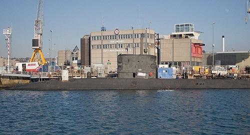 Tàu ngầm Anh tiến vào Địa Trung Hải giữa bối cảnh căng thẳng leo thang tại Syria - Ảnh 1