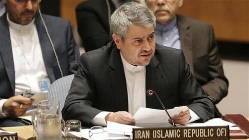 Iran cảnh báo Mỹ, Anh, Pháp 'không nên' tấn công Syria - Ảnh 1