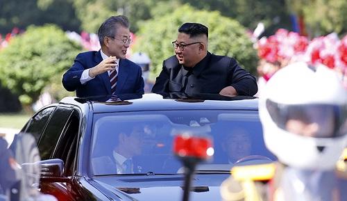 Lãnh đạo Hàn, Triều tham dự cuộc hội đàm lần 2 về vũ khí hạt nhân, hi vọng phá vỡ thế bế tắc - Ảnh 2