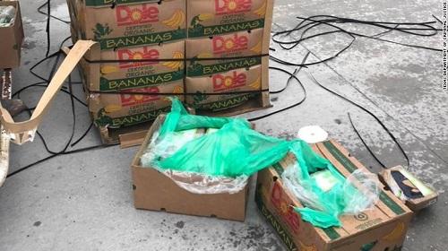 Mỹ điều tra số cocain trị giá 18 triệu USD: 'Cuộc sống mang lại cho bạn những quả... chuối' - Ảnh 1