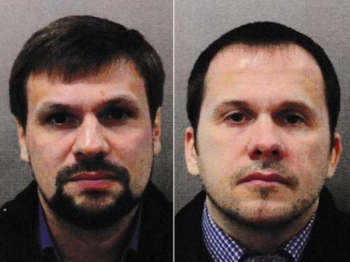 Hành trình truy tìm nghi phạm vụ đầu độc cựu gián điệp 2 mang Sergei Skripal - Ảnh 1