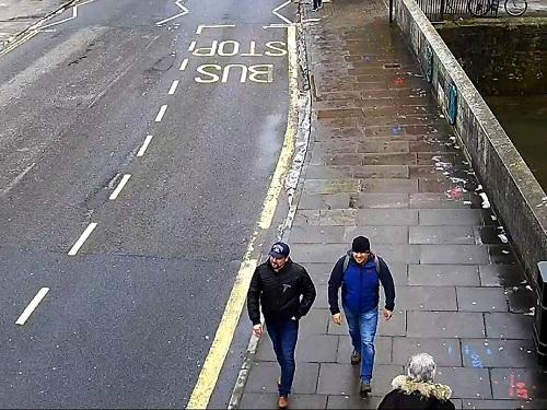 Hành trình truy tìm nghi phạm vụ đầu độc cựu gián điệp 2 mang Sergei Skripal - Ảnh 2