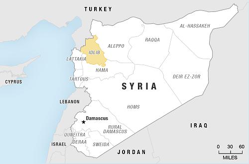 Vì sao Nga điều đội tàu lớn chưa từng có đến gần Syria? - Ảnh 1