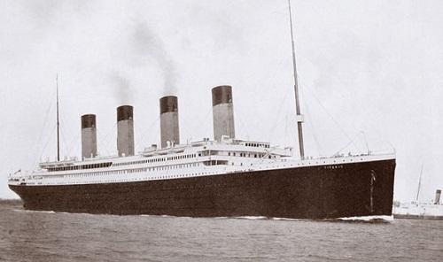 Tam giác quỷ Bermuda 'mới': Tàu Anh lớn gấp 2 lần Titanic biến mất bí ẩn - Ảnh 1