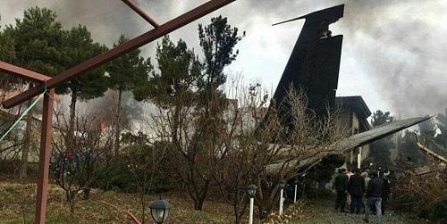 Hiện trường vụ tai nạn máy bay ở Iran khiến 15 người thiệt mạng - Ảnh 5