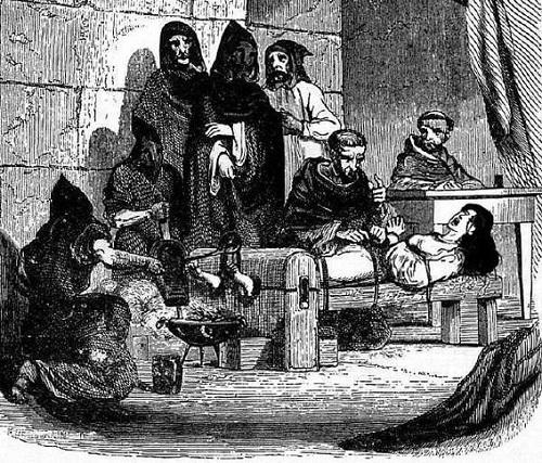 """Phạt """"cười đến chết"""": Phương pháp tra tấn tàn bạo thời cổ đại - Ảnh 1"""