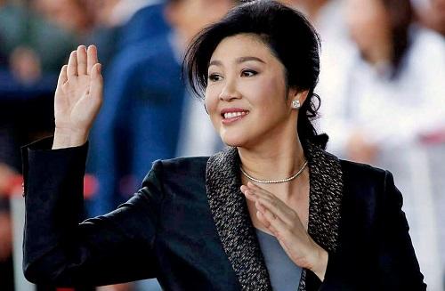 Cựu Thủ tướng Thái Lan Yingluck tuyên bố chấm dứt con đường chính trị  - Ảnh 1