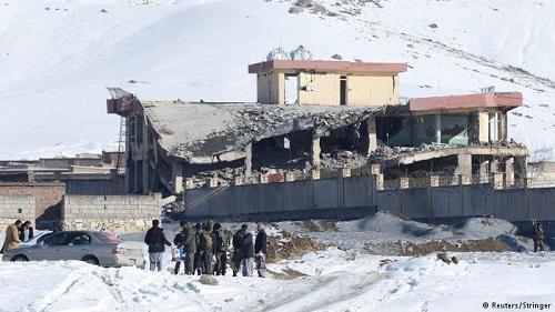 Mỹ vừa tuyên bố rút quân, khủng bố Taliban lập tức sát hại 126 nhân viên an ninh - Ảnh 1
