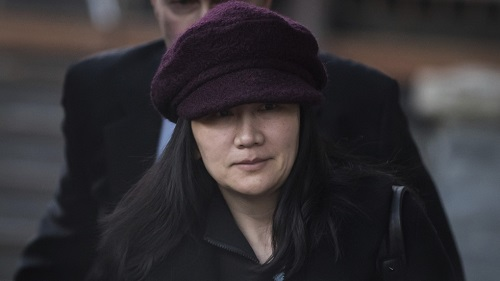 Phiên điều trần dẫn độ 'công chúa' Huawei Mạnh Vãn Châu bị lùi sang tháng 3 - Ảnh 1
