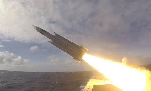 Trung Quốc gia tăng áp lực, Đài Loan đáp trả bằng vụ thử tên lửa siêu thanh  - Ảnh 1