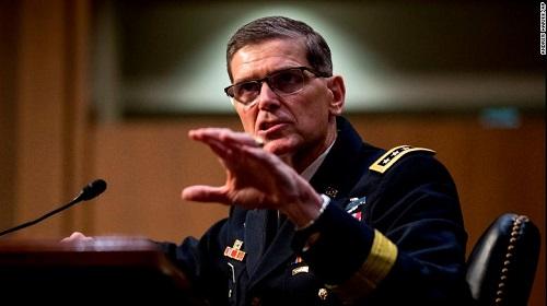 Tướng Mỹ: Vẫn còn hàng chục ngàn kẻ khúng bố IS ẩn náu ở Syria và Iraq - Ảnh 1