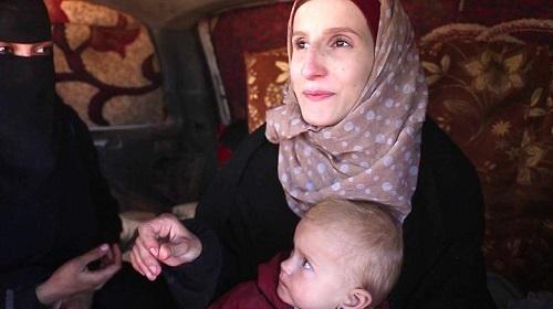 Cuộc đời muôn vàn cay đắng của thiếu nữ người Đức lấy chồng là khủng bố IS ở Syria - Ảnh 1