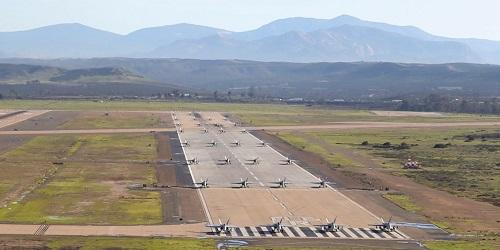 Mỹ điều 30 chiến đấu cơ 'ong bắp cày' F/A-18 đến cuộc tập trận 'Voi đi bộ'  - Ảnh 1