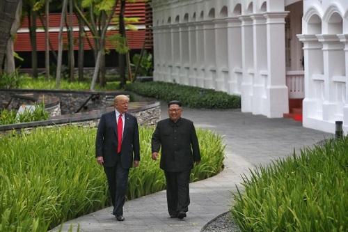 Hội nghị thượng đỉnh Mỹ - Triều: Singapore thu về lợi nhuận kỷ lục - Ảnh 1