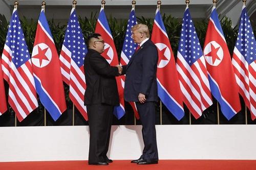Hé lộ 4 ưu tiên hàng đầu của Tổng thống Trump trong hội nghị thượng đỉnh với Triều Tiên - Ảnh 1
