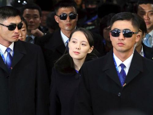 Em gái Chủ tịch Kim Jong-un: Người phụ nữ quyền lực nhất Triều Tiên - Ảnh 2