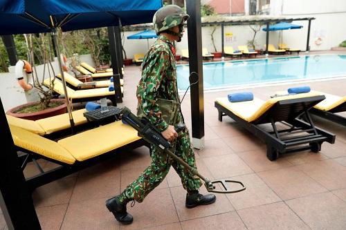 Reuters: Việt Nam gấp rút hoàn thiện công tác an ninh cho hội nghị thượng đỉnh Mỹ-Triều - Ảnh 1
