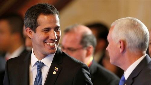 Tổng thống tự phong Venezuela có thể đối diện mức án 30 năm tù  - Ảnh 1