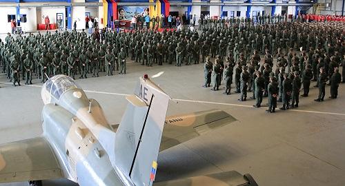 Venezuela chìm trong khủng hoảng, quân đội lập hệ thống giáp sát lưới điện từ trên không - Ảnh 1