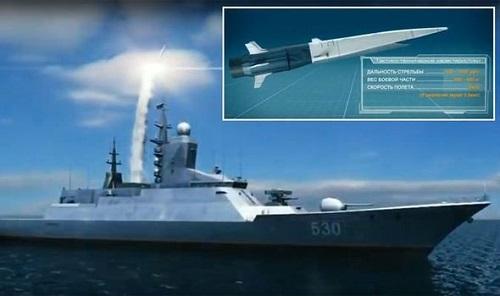 Nga sắp thử nghiệm tên lửa siêu thanh phóng từ tàu chiến có sức mạnh 'không thể cản phá' - Ảnh 1