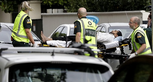 Vụ khủng bố ở New Zealand: Tay súng livestream toàn bộ quá trình nã đạn - Ảnh 1