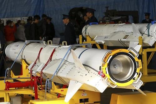 Nhật Bản phát triển tên lửa hành trình, đối phó với lo ngại từ hải quân Trung Quốc - Ảnh 1
