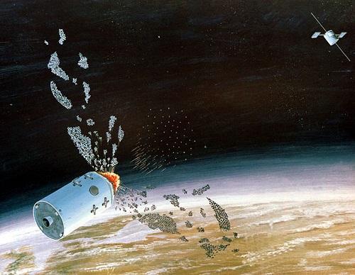 Báo Nga: Nhân loại sẽ 'bị cầm tù' nếu Nga và Mỹ xảy ra xung đột trong không gian - Ảnh 2