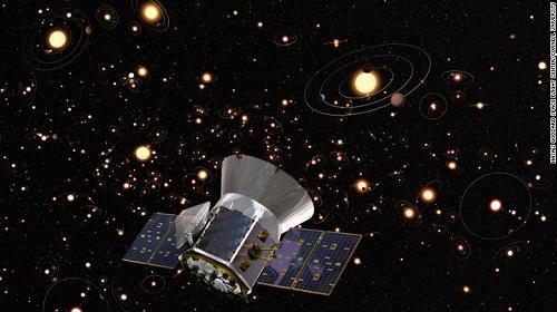 NASA tìm thấy hành tinh mới, các ngôi sao đều hứa hẹn hỗ trợ sự sống - Ảnh 1