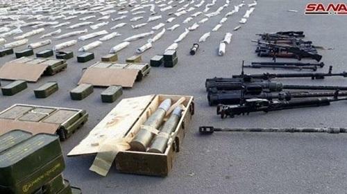 Syria phát hiện tên lửa chống tăng TOW do Mỹ sản xuất trong các trại khủng bố - Ảnh 1