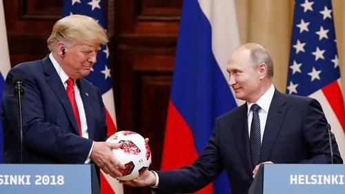 Tiết lộ những món quà giá trị của các nhà lãnh đạo nước ngoài tặng ông Trump và gia đình - Ảnh 1