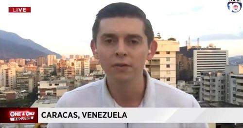 Venezuela bắt giữ nhà báo Mỹ, trục xuất đại sứ Đức - Ảnh 1